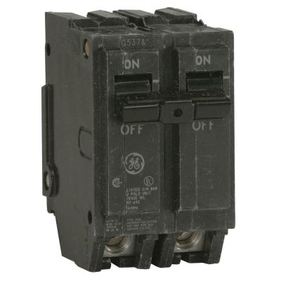 q-line 125 amp 2 in  double pole circuit breaker