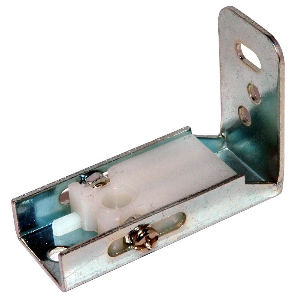 Barton Kramer Bi Fold Jamb Bracket Closet Door Hardware (2 Pack)