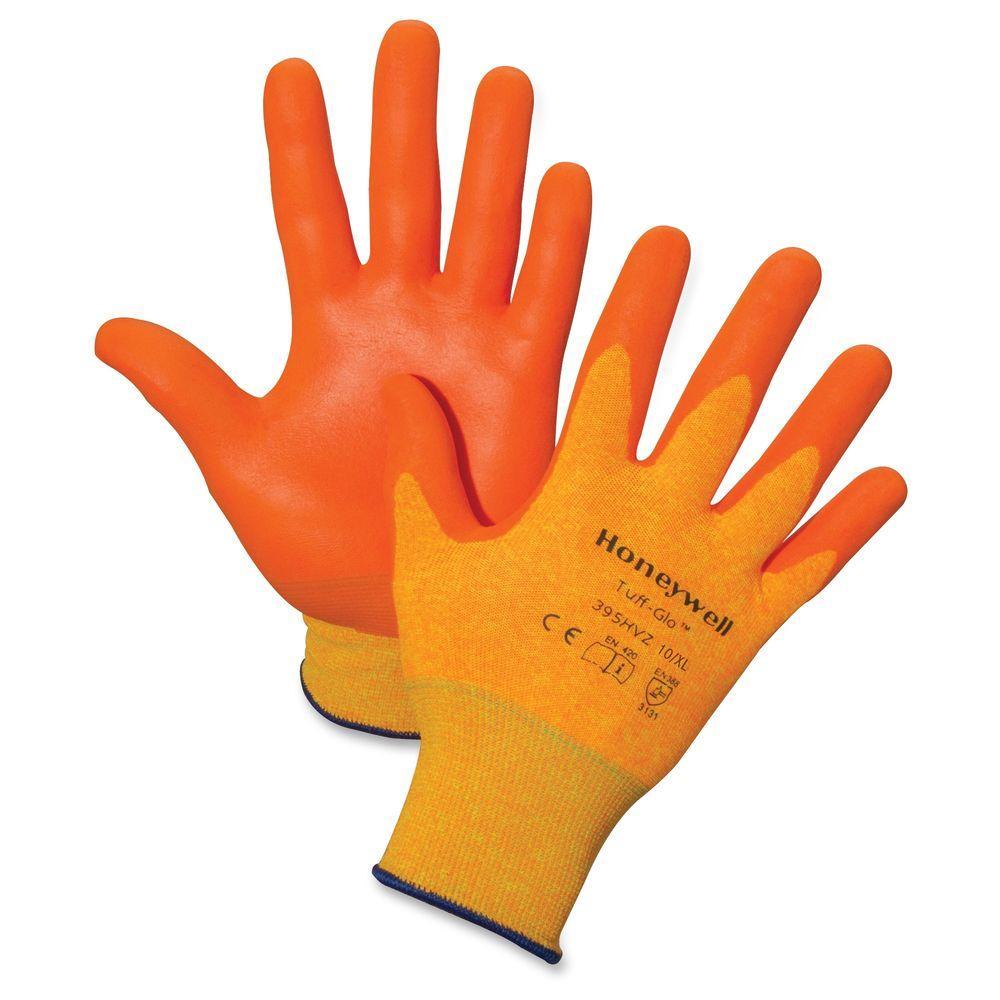 Tuff-Glo Hi-Viz Safety Gloves
