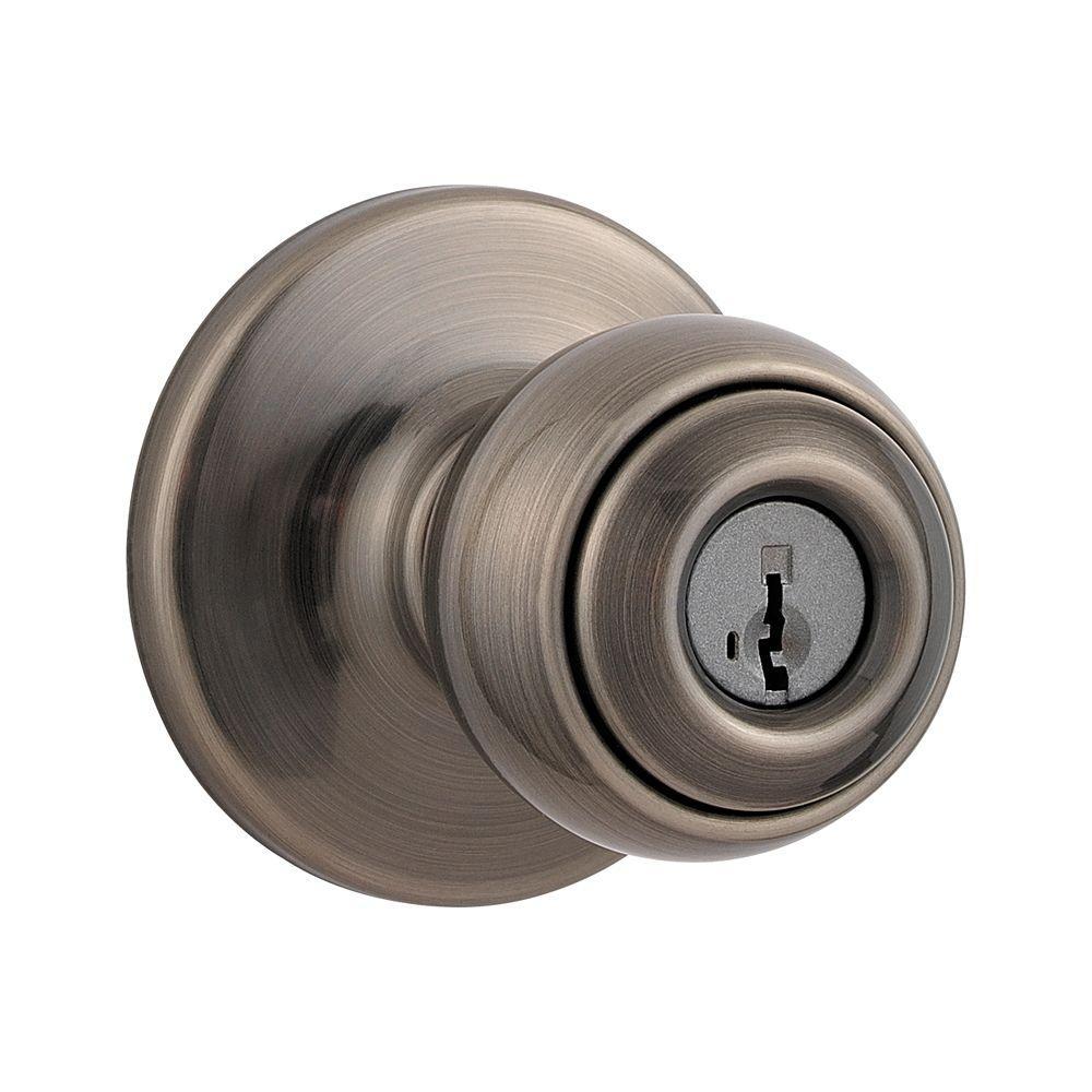 Keyed Entry - Kwikset SmartKey - Door Knobs - Door Hardware - The ...