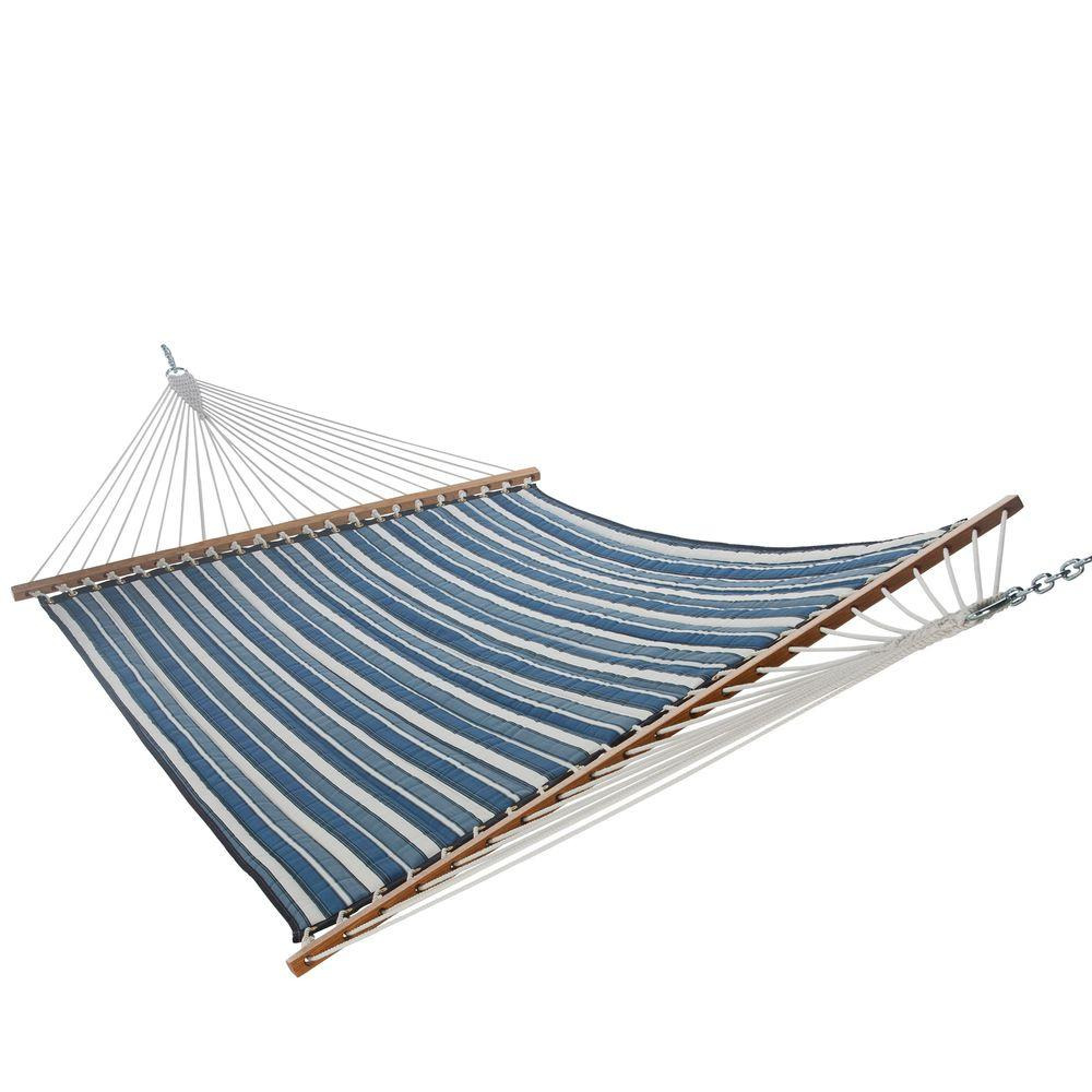 null Longitude Navy Quilted Hammock-DISCONTINUED
