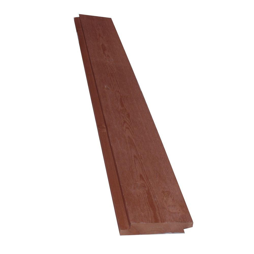 Barn Wood Pre-  sc 1 st  The Home Depot & 1 in. x 6 in. x 8 ft. Barn Wood Pre-Finished Red Shiplap (6 Pieces ... Aboutintivar.Com