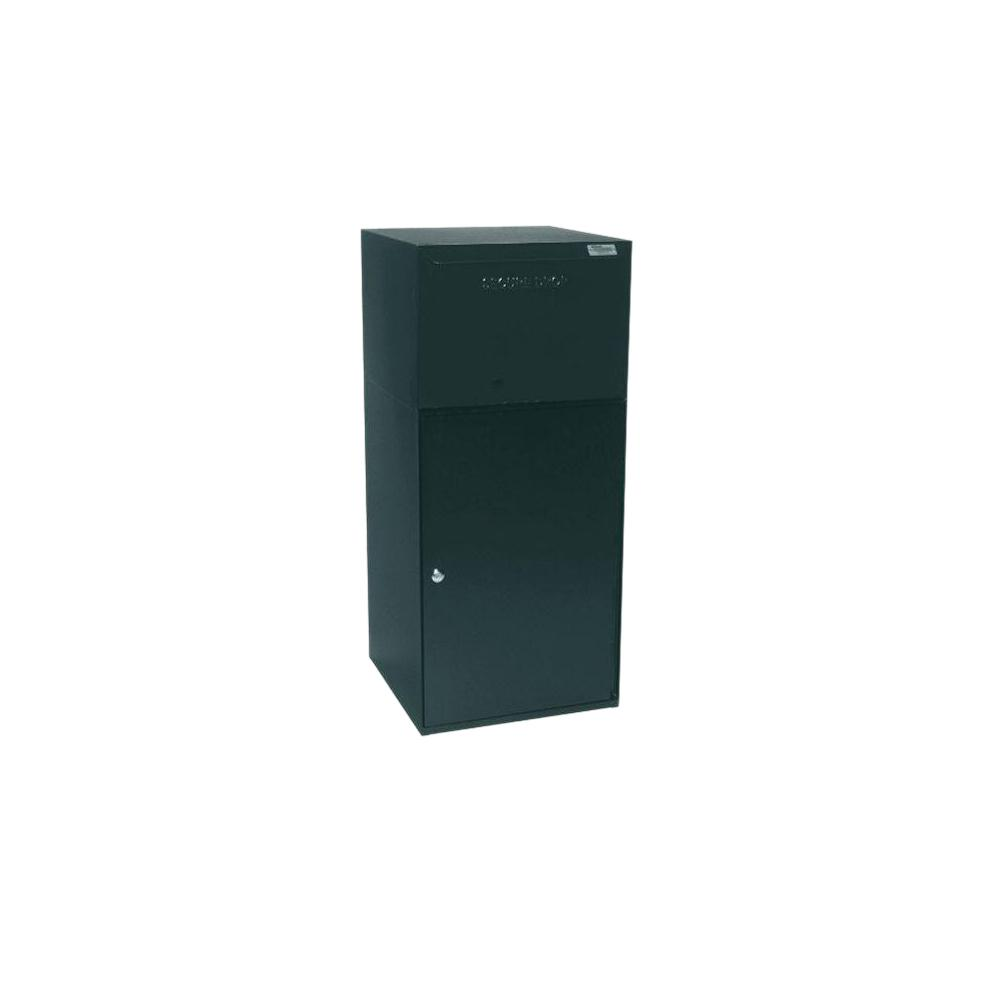 dVault Secure Collection Unit and Mailbox in Black