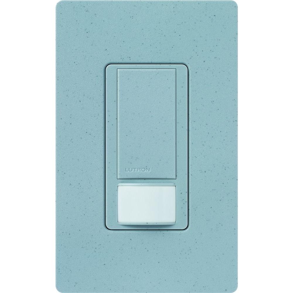 Lutron Maestro Motion Sensor switch, 5-Amp, Single-Pole or Multi ...