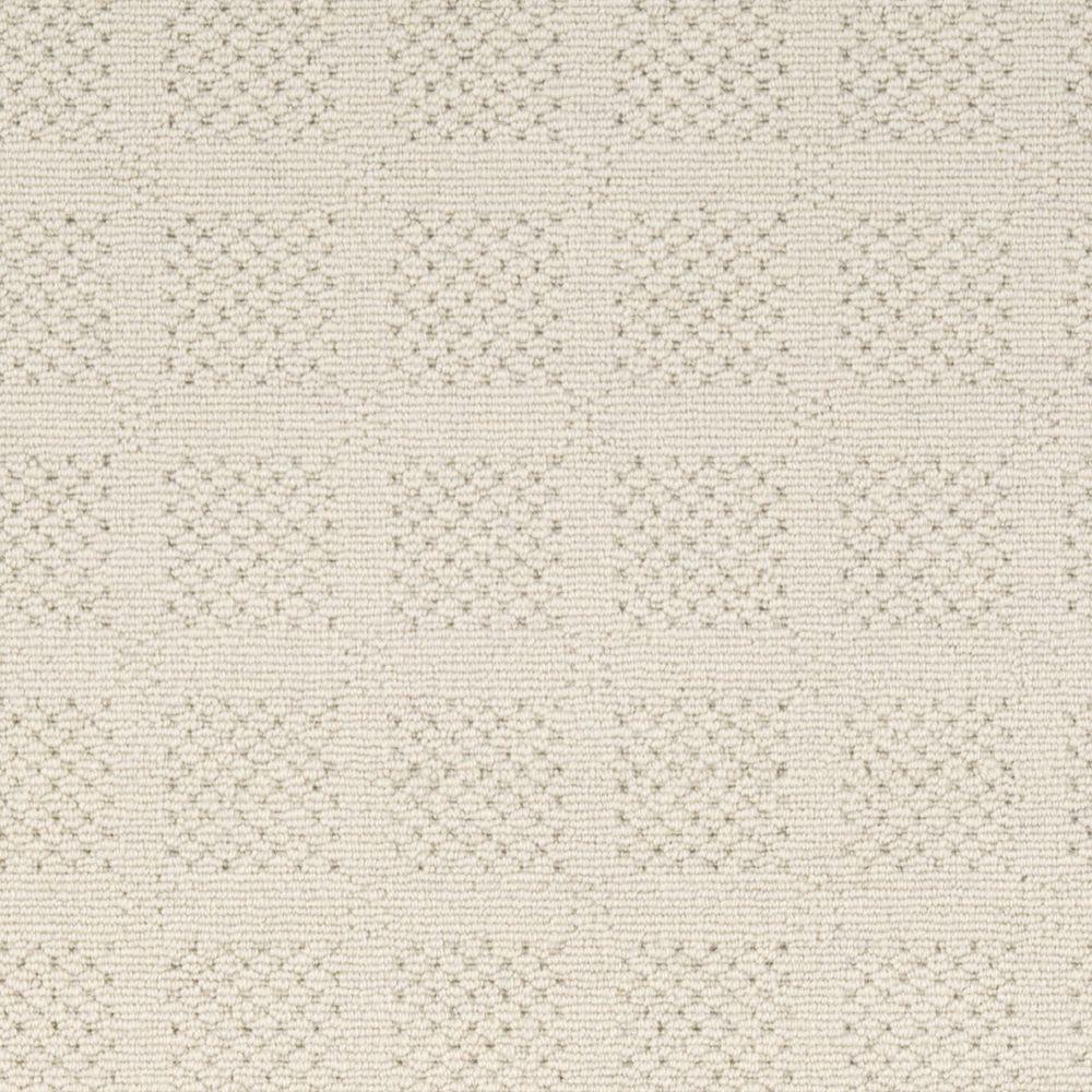 Desert Springs - Color Blanc Pattern 13 ft. 2 in. Carpet