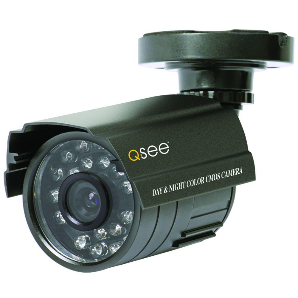 Q see non operational indooroutdoor decoy bullet security camera q see non operational indooroutdoor decoy bullet security camera sciox Choice Image