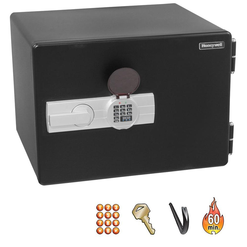Honeywell 1.01 cu. ft. Fire Safe with Programmable Dial Lock