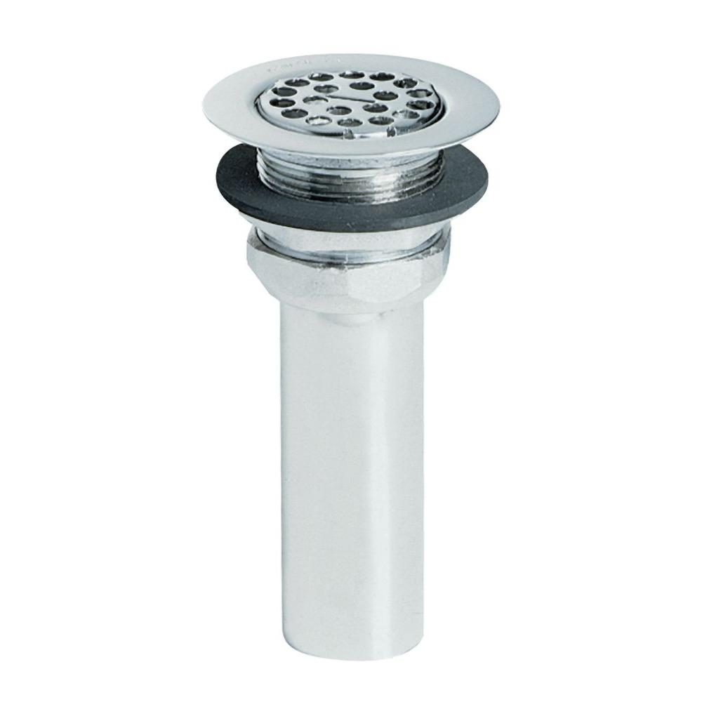 null 3 in. Sink Strainer in Chrome