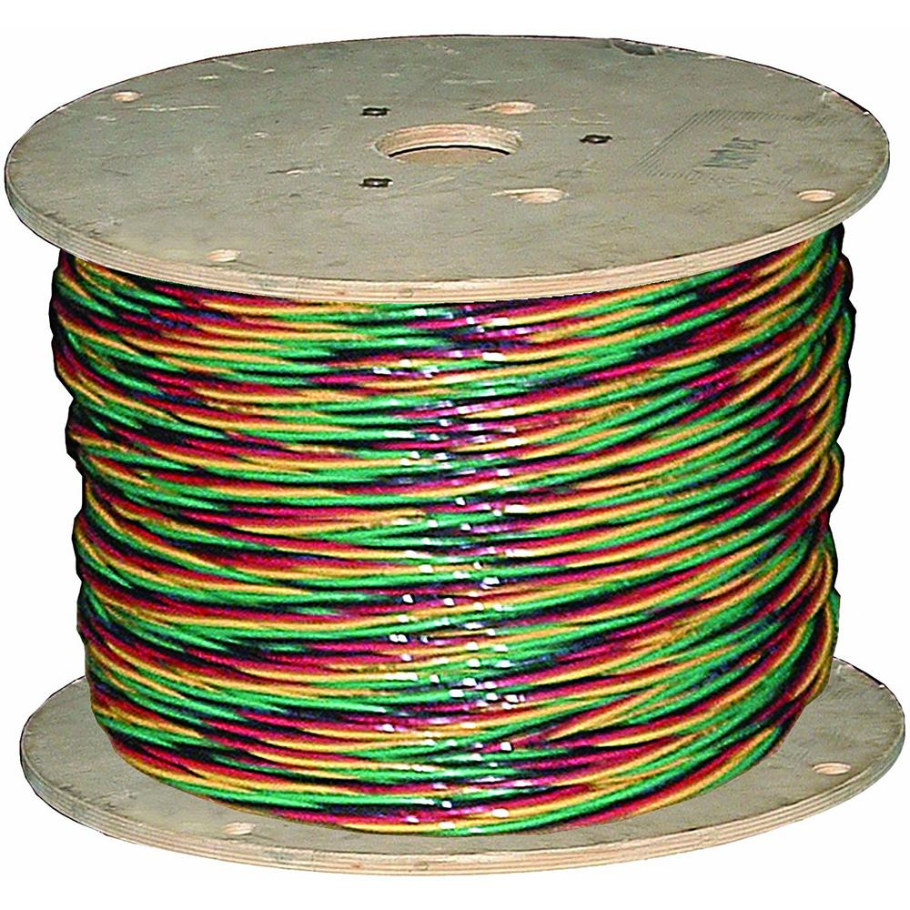 Southwire 1 000 Ft  12  3 Solid Cu W  G Submersible Well