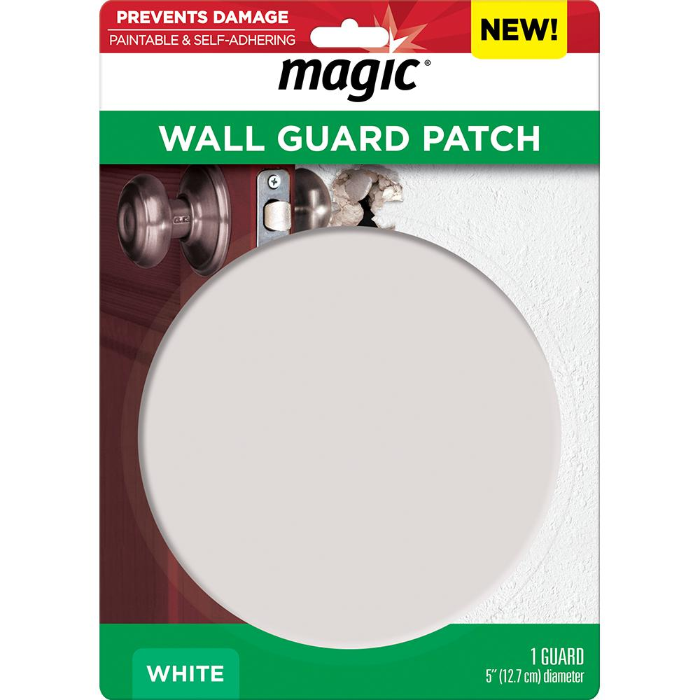 Wall Guard Patch in White (3-Pack)
