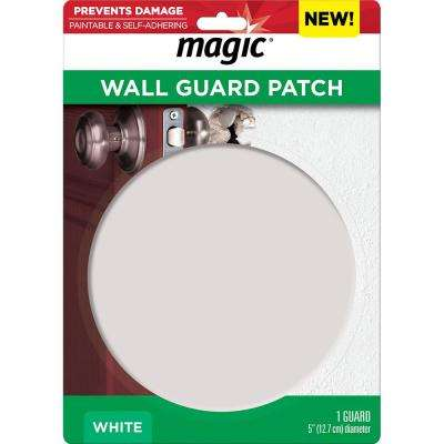 Wall Guard Patch in White