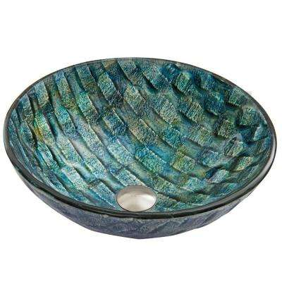 Glass Vessel Sink in Oceania