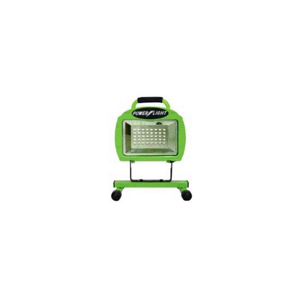 Designers Edge High Intensity Green 40-LED Portable Work Light