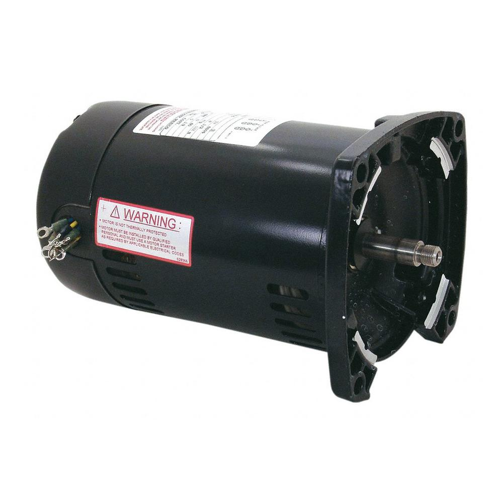 1 HP Pool Hardware 3-Phase Replacement Motor