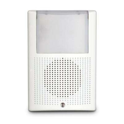 Wireless Plug-In Door Bell Night Light Kit