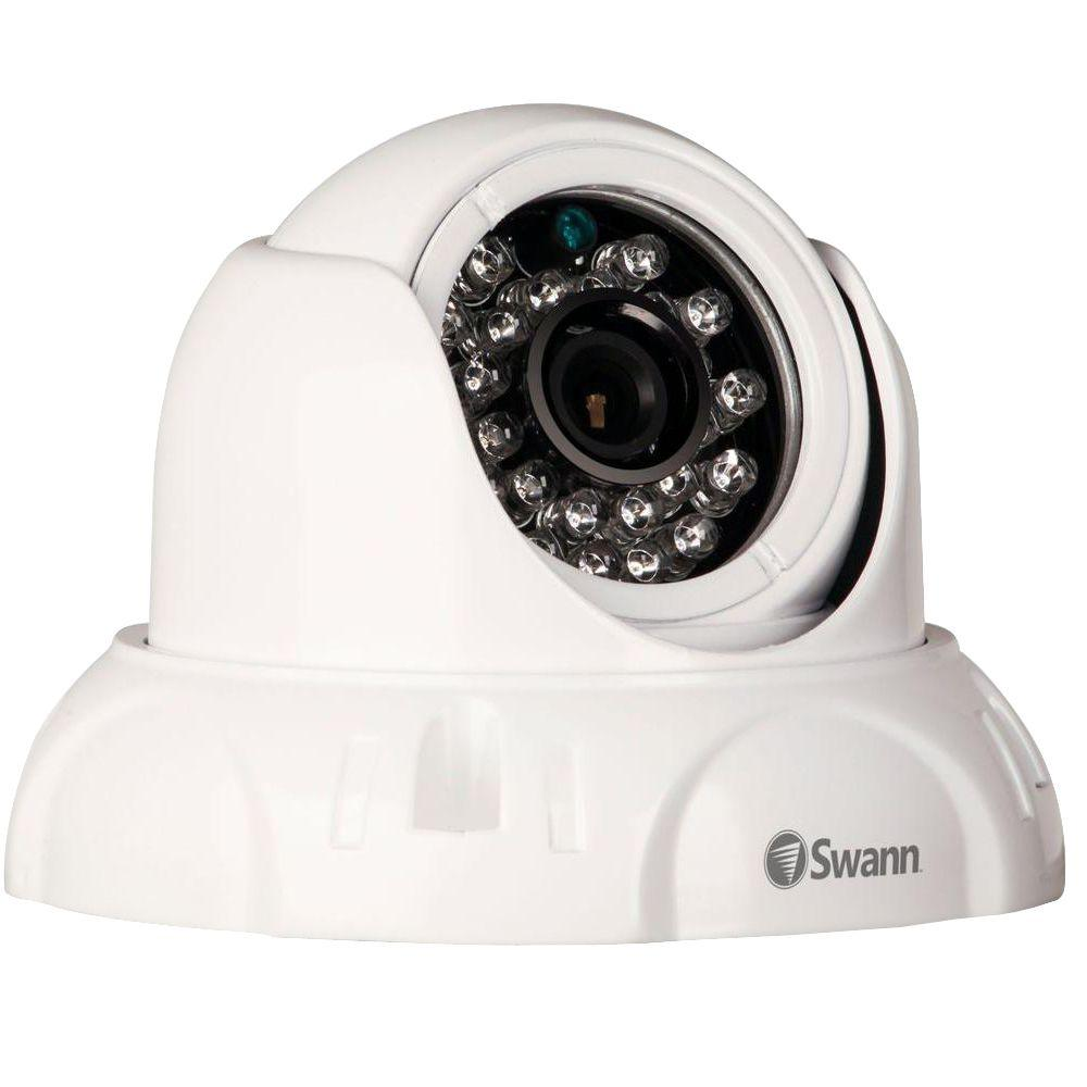Swann PRO-736 Wireless CMOS 700TVL Indoor/Outdoor Dome Camera