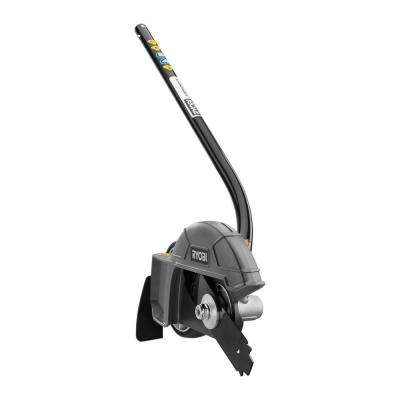 8 in. Reconditioned Expand-It Universal Straight Shaft Edger Attachment