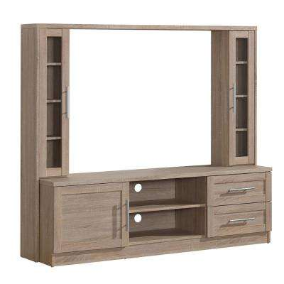 Sand Entertainment Center with Storage for TV's up to 50 in.
