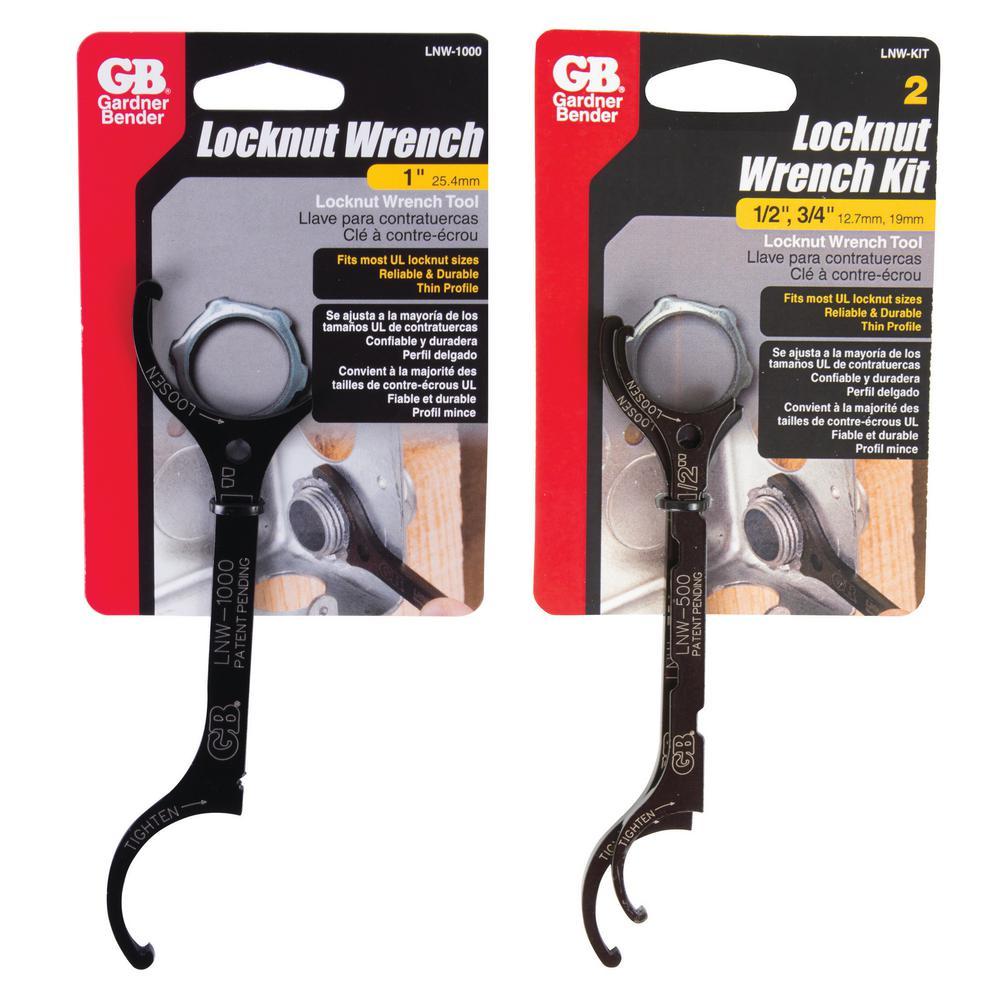 Locknut Wrench Value Bundle