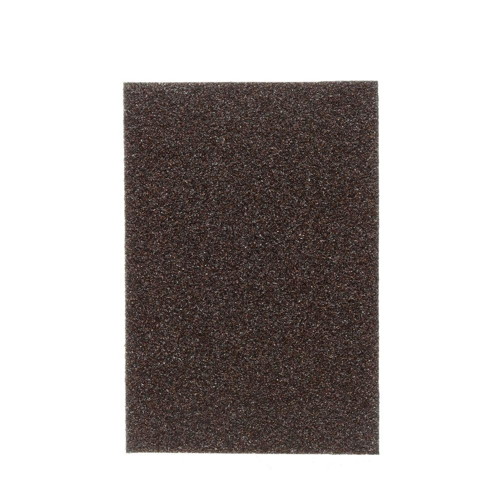 3M 4.875 in. x 2.875 in. x 1 in. Fine/Medium Grit Drywall Sanding Sponge