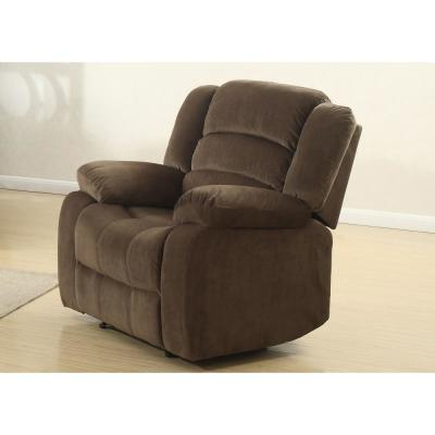 Bill Brown Contemporary Living Room Reclining Chair