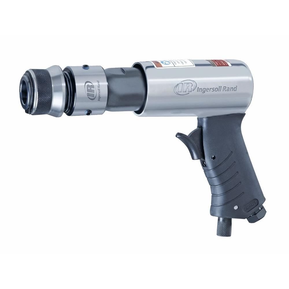 Ingersoll-Rand Air Hammer with Quick Change and Chisel Set
