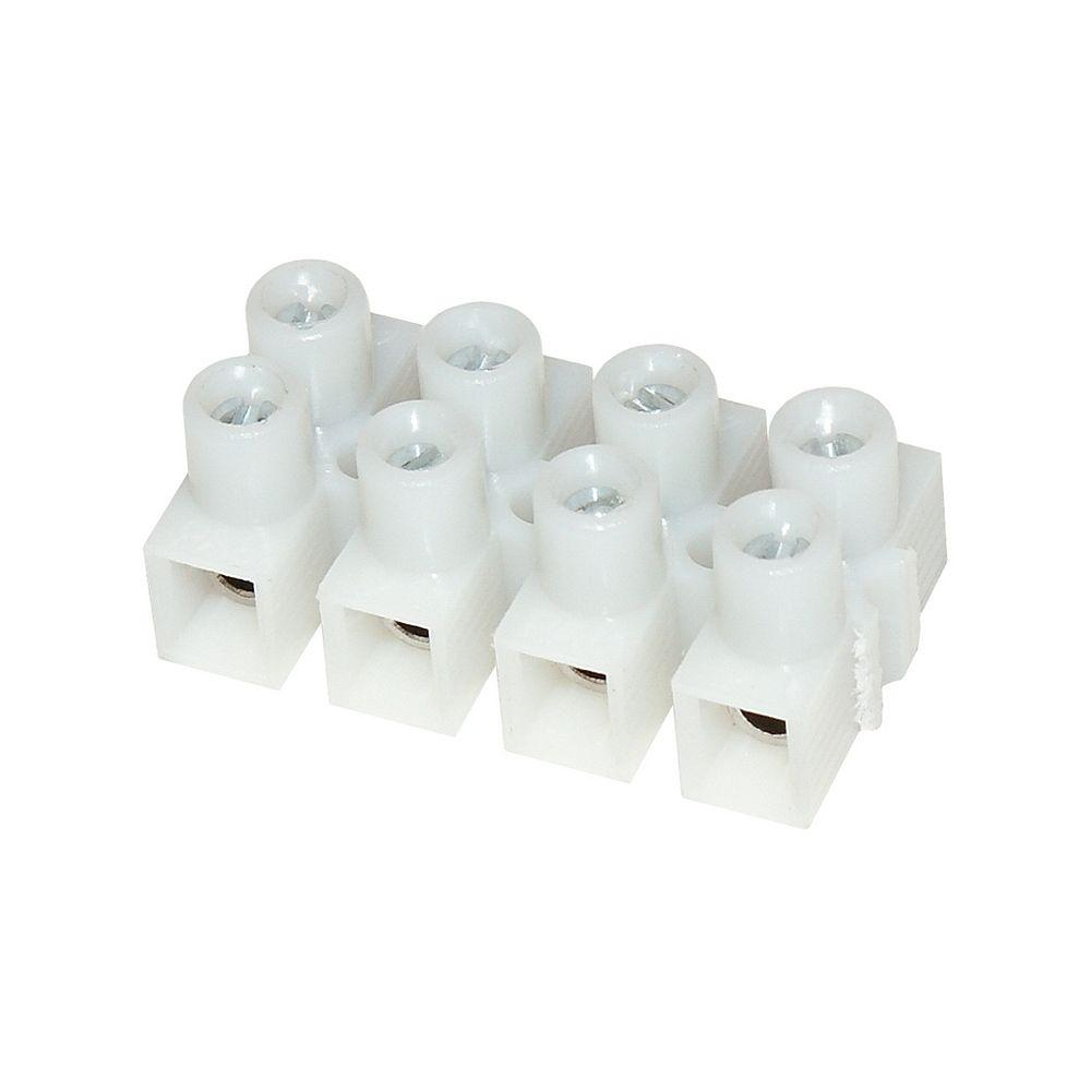 armacost lighting quick connect terminal block 3 pack rftermbk rh homedepot com Telephone Wire Connector Blocks wiring block connector ebay