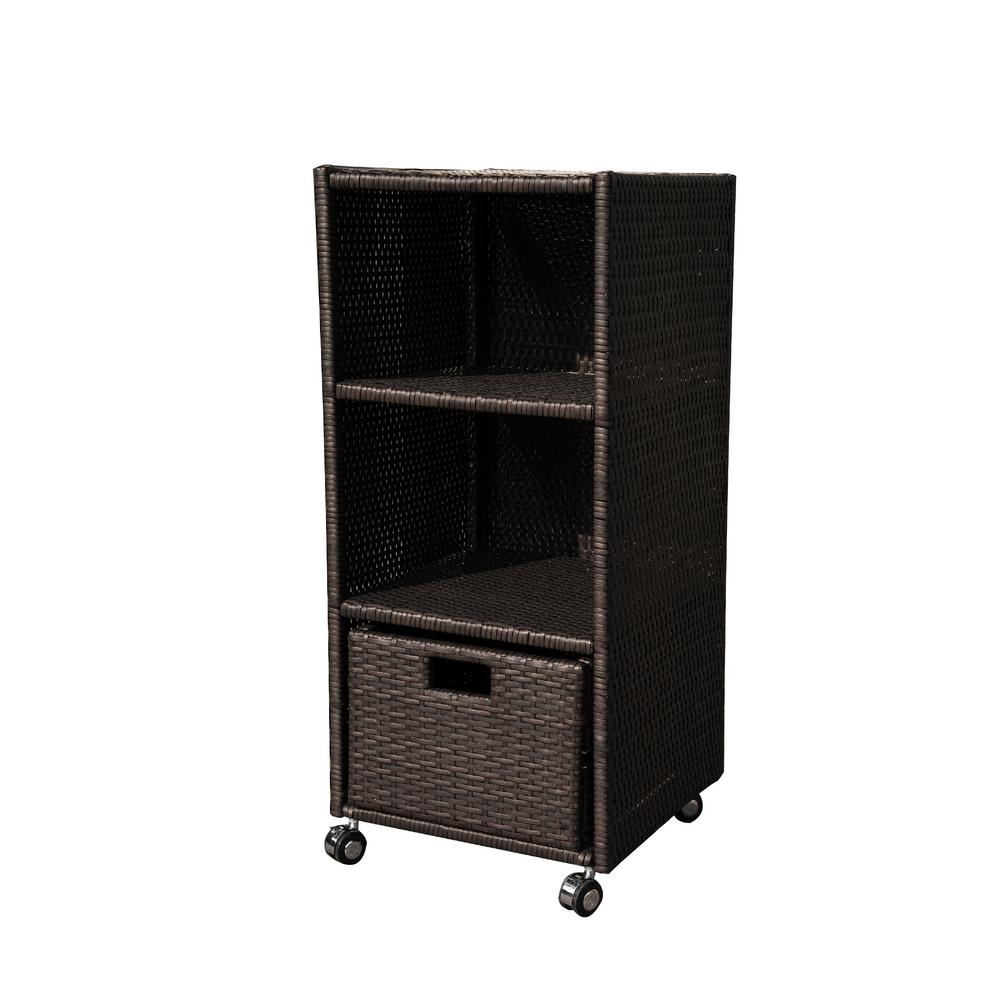 Suncast 42 25 In X 23 In Outdoor Patio Cabinet Bmoc4100