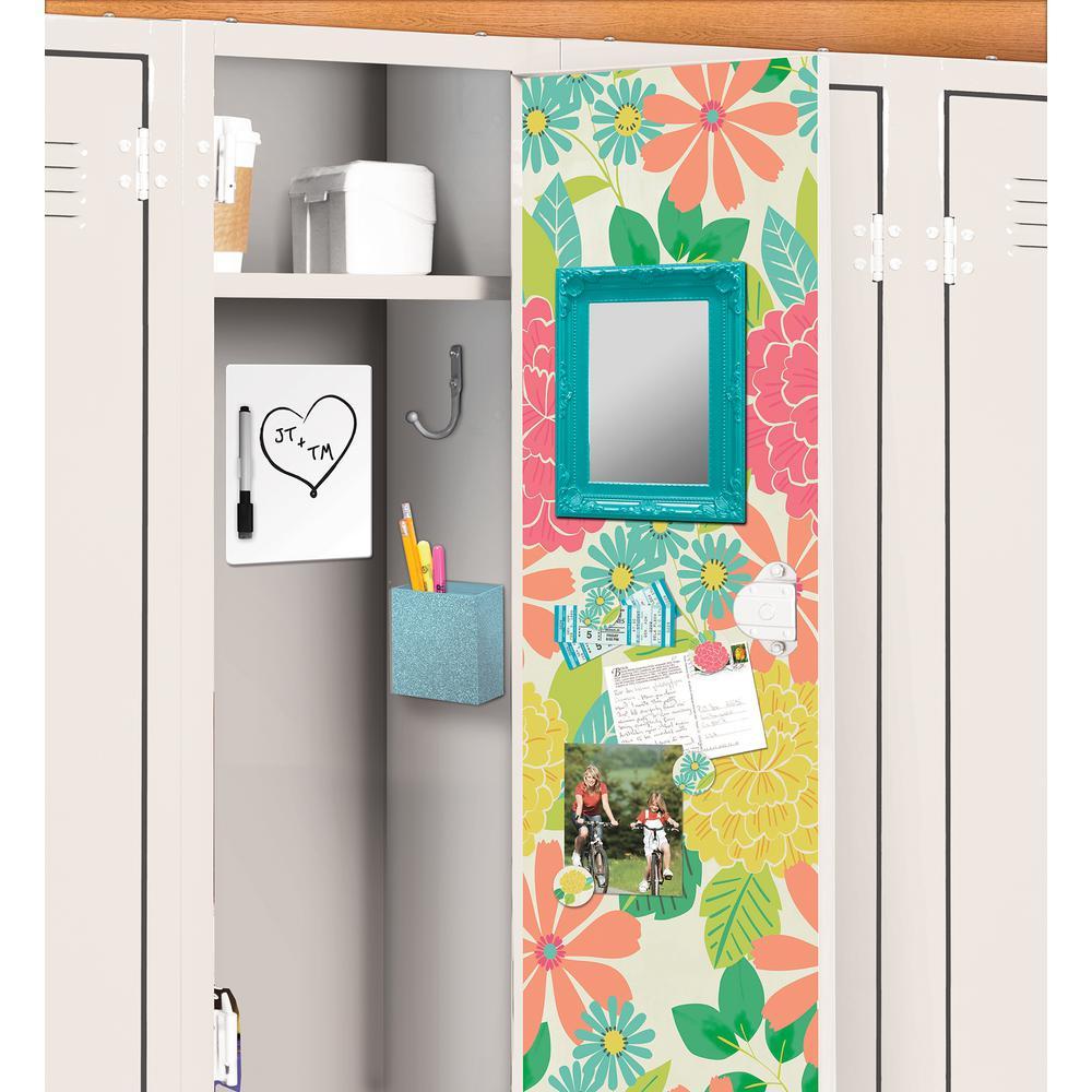 Wall Pops Multi-Color Kauai Locker Kit
