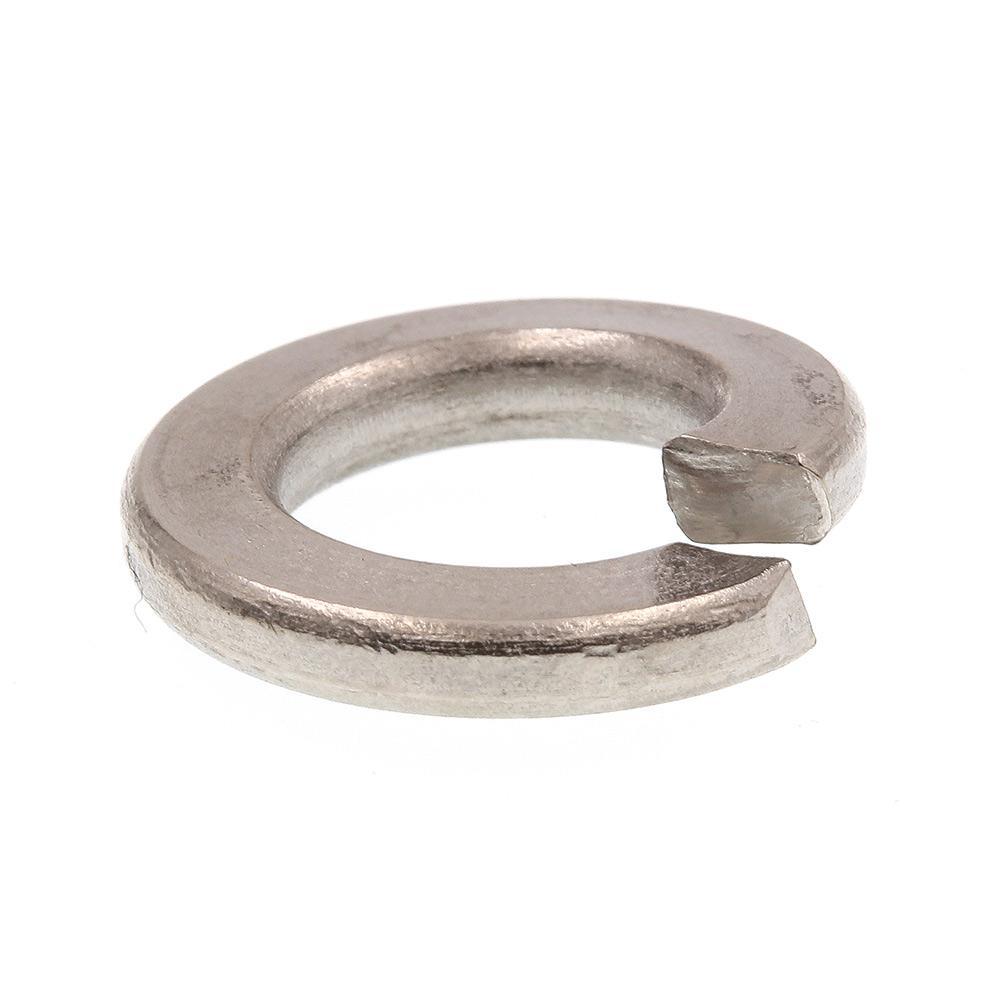 Prime-Line 3/8 in  Stainless Steel Grade 18-8 Medium Split Lock Washers  (20-Pack)