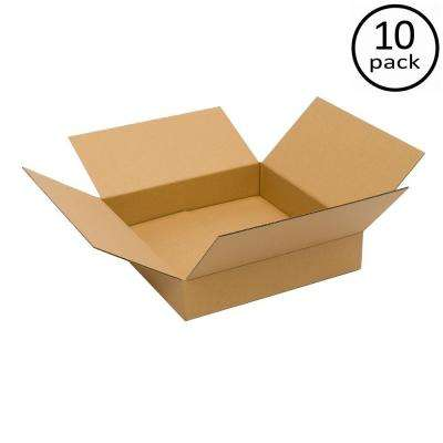 24 in. x 24 in. x 4 in. 10 Moving Box Bundle