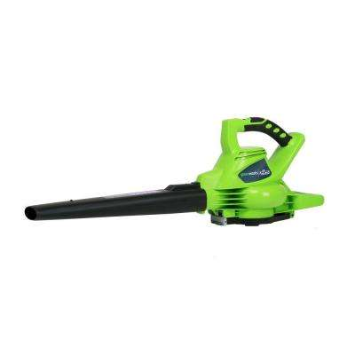 G-MAX 185 MPH 340 CFM 40-Volt Cordless DigiPro Brushless Leaf Blower - Battery and Charger Not Included