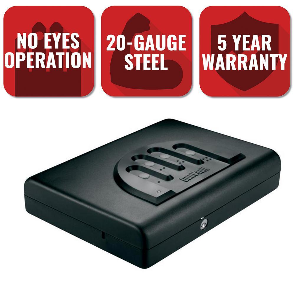 GunVault MicroVault Personal Security Handgun Safe