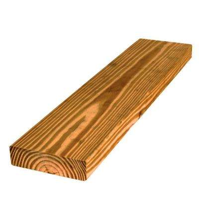 Pressure Treated Wood Decking Boards Deck Boards The Home Depot