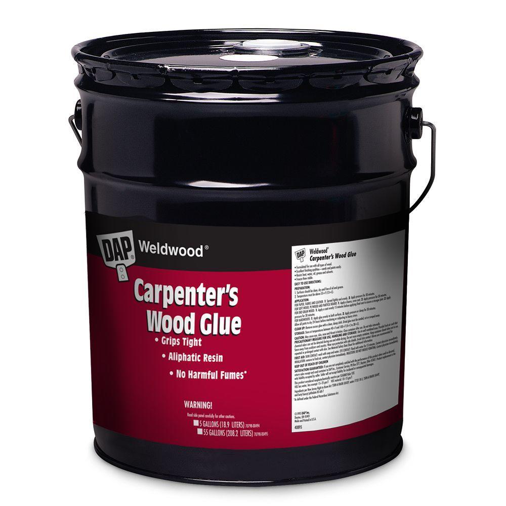 DAP Weldwood 5 gal. Carpenter's Wood Glue by DAP