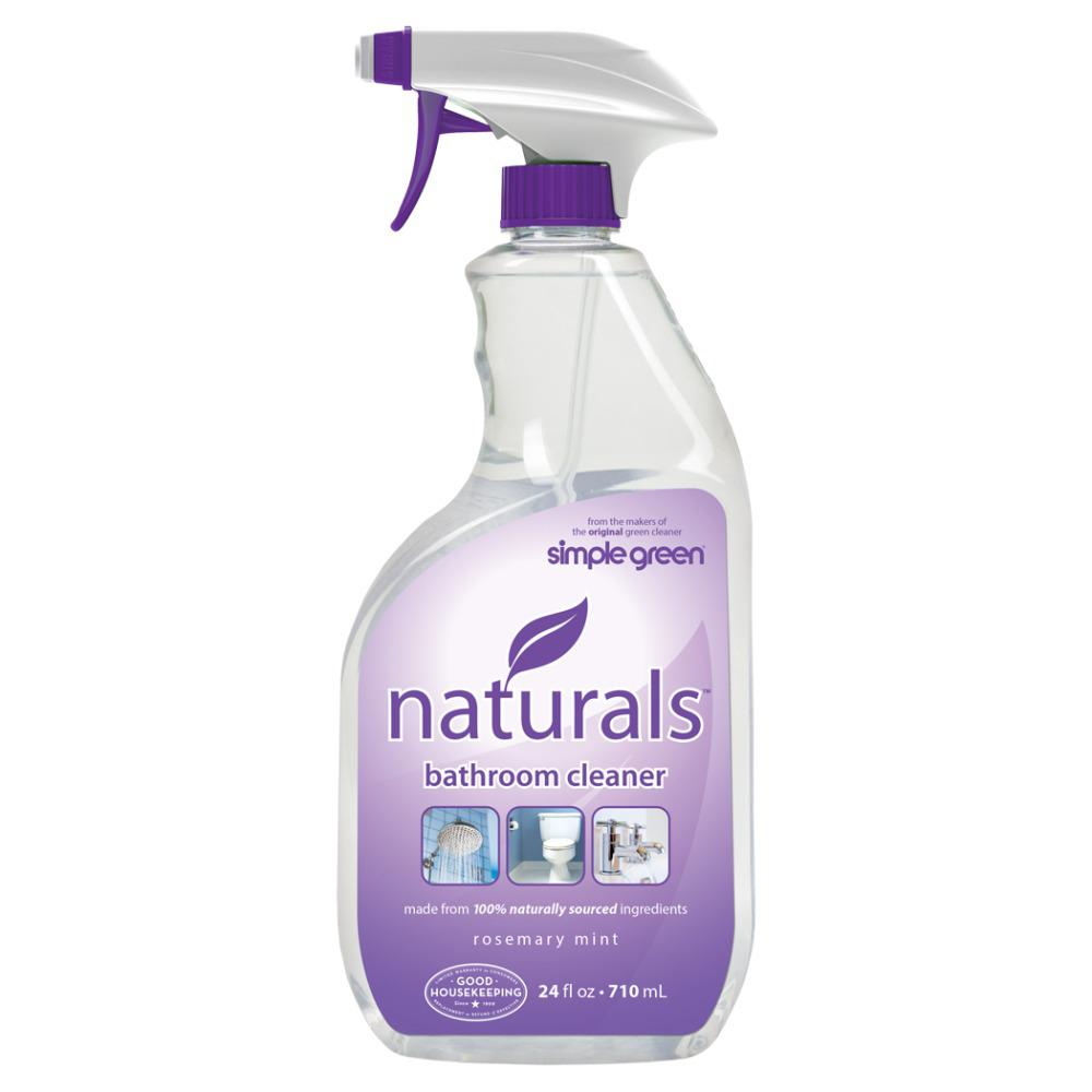 Simple Green 24 oz. Naturals Bathroom Cleaner (Case of 6)