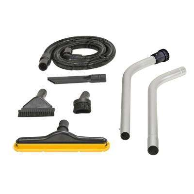 Commercial Back Pack Vacuum Inch and a Half Hose and Tool Kit
