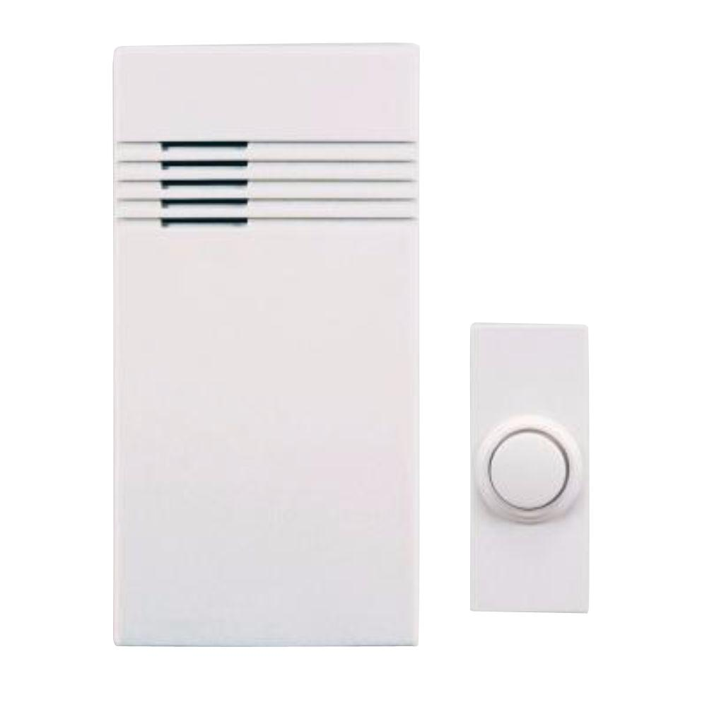 Wireless Battery Operated Door Chime Kit