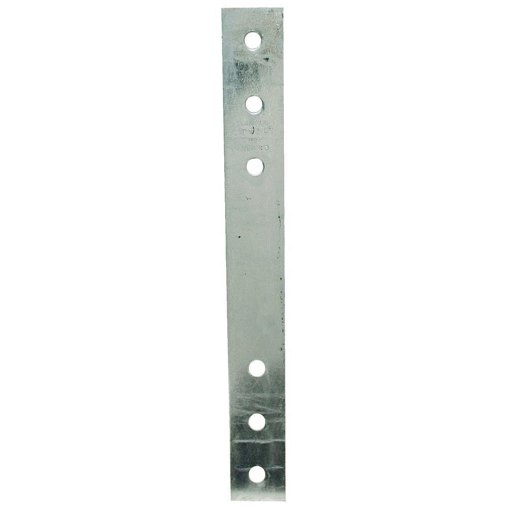 Hot-Dip Galvanized 7-Gauge 2-1/2 in. x 21-1/4 in. Heavy Strap Tie