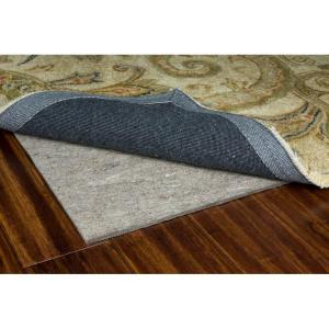 Premium All Surface Gray 7 ft. 8 in. x 10 ft. 8 in. Rug Pad