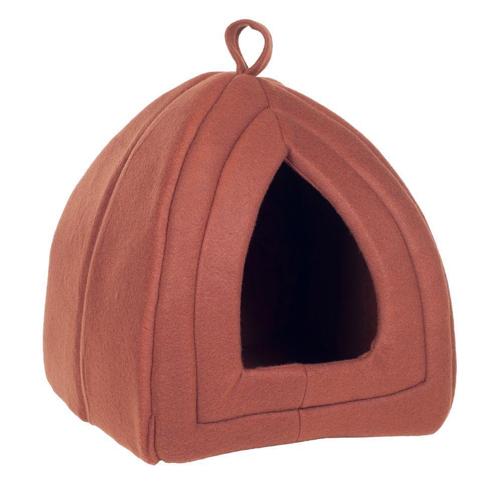 Paw Small Tan Cozy Kitty Tent Igloo 80 Tb8801 Tan The
