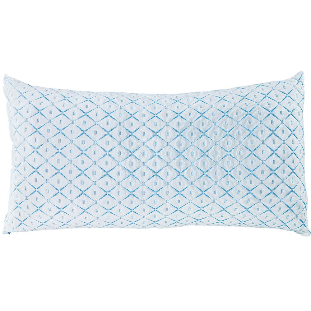Reviews For Sealy Evercool Cooling Hypoallergenic Down Alternative King Pillow 54574atc The Home Depot