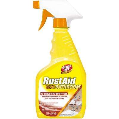 22 oz. Trigger Indoor Rust Stain Remover