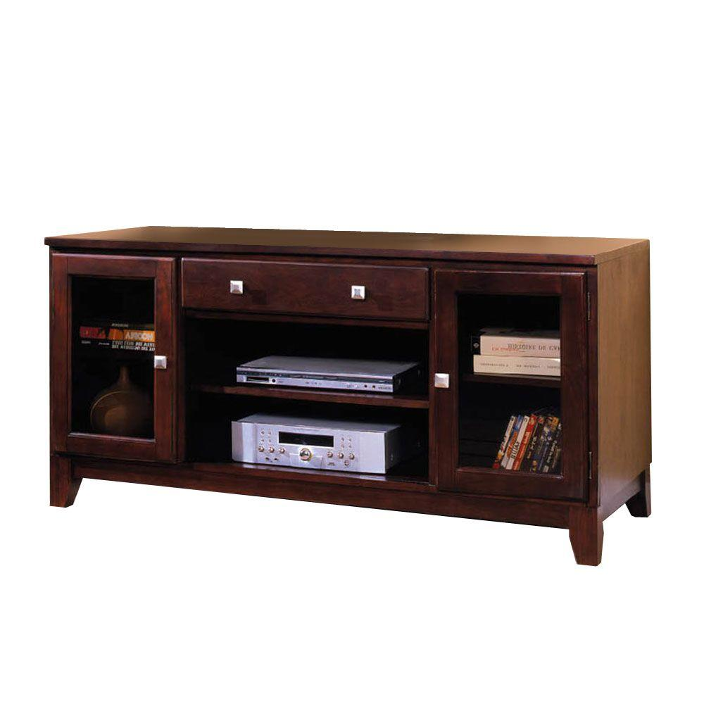 Furniture of America Aracelly TV Consoleholds