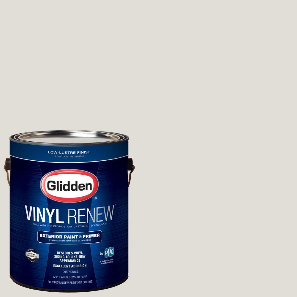 Glidden Vinyl Renew 1 gal. #HDGWN48 Toasted White Low-Lustre ...