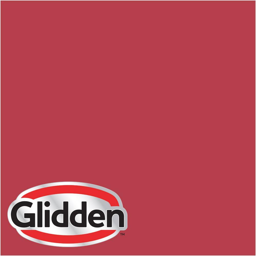 Hdgr47 Cherry Red Semi Gloss Interior Paint Sample