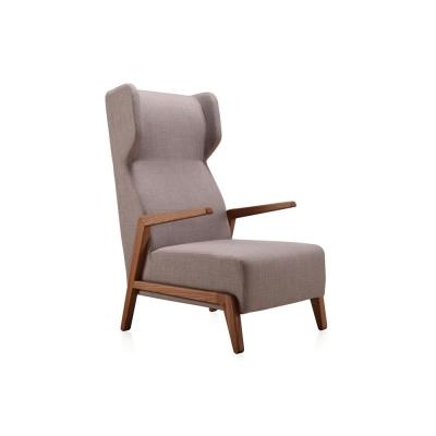 Walter Grey Accent Chair
