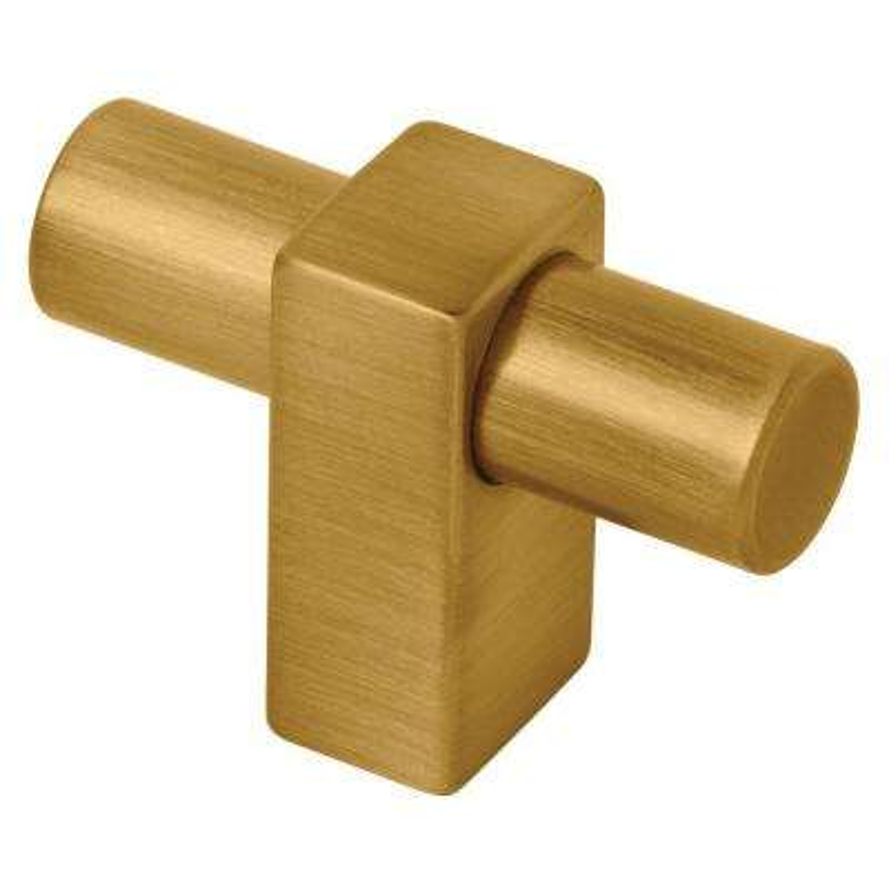 Artesia 1-3/4 in. (45 mm) Sedona Bronze Bar Cabinet Knob