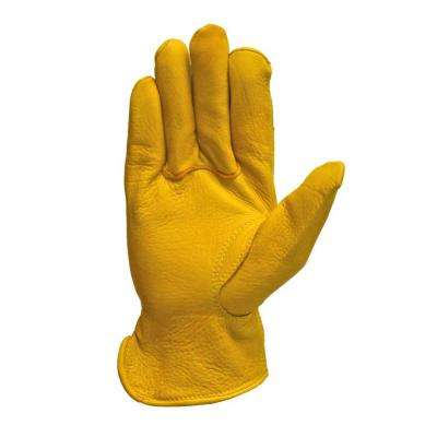 XX-Large Full Grain Deerskin Gloves