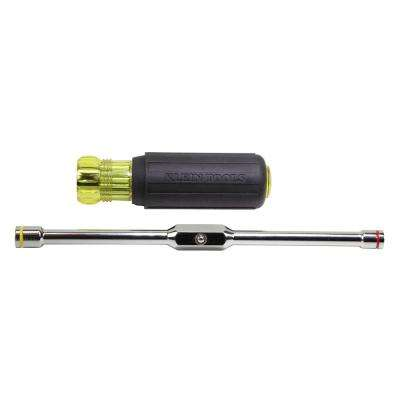 8 in. 2-in-1 Hex Head Nut Driver
